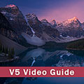 V5 Video Guide image